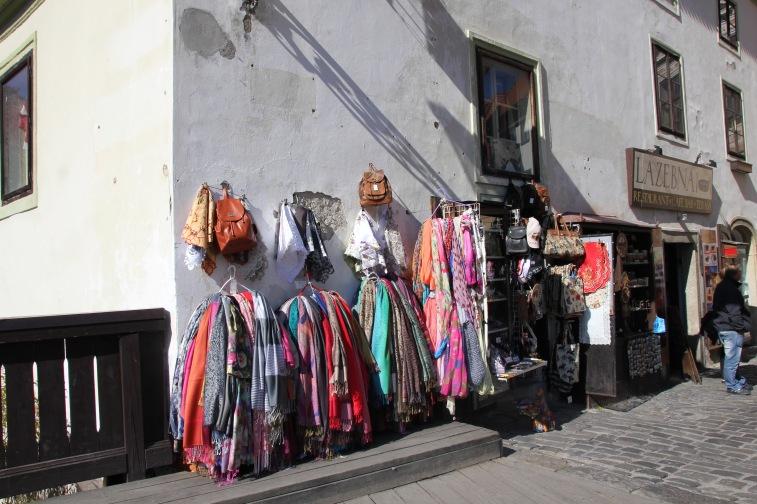 Traditional Czech vendors