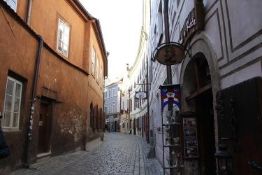 Beautiful alleyways