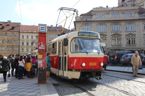Czech tram